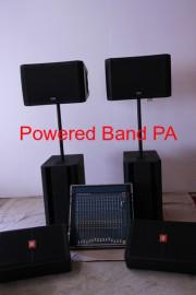 Powered Band PA