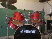 Sonor Drum Kit Drum Kits
